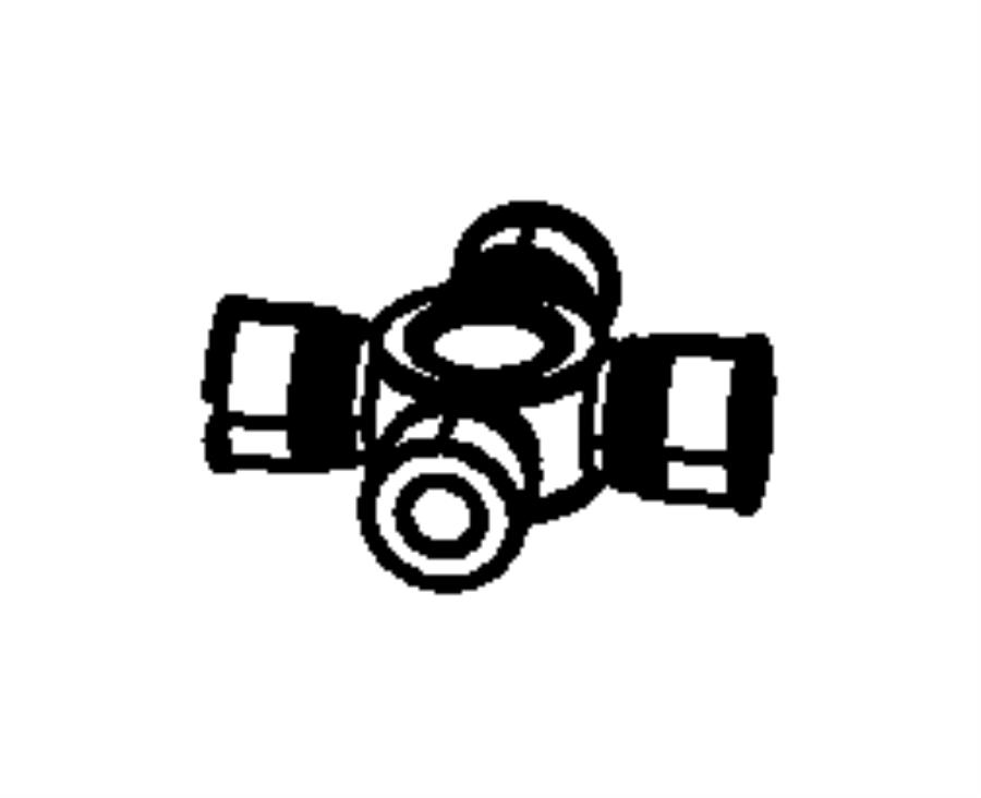 Dodge Ram U Joint Kit