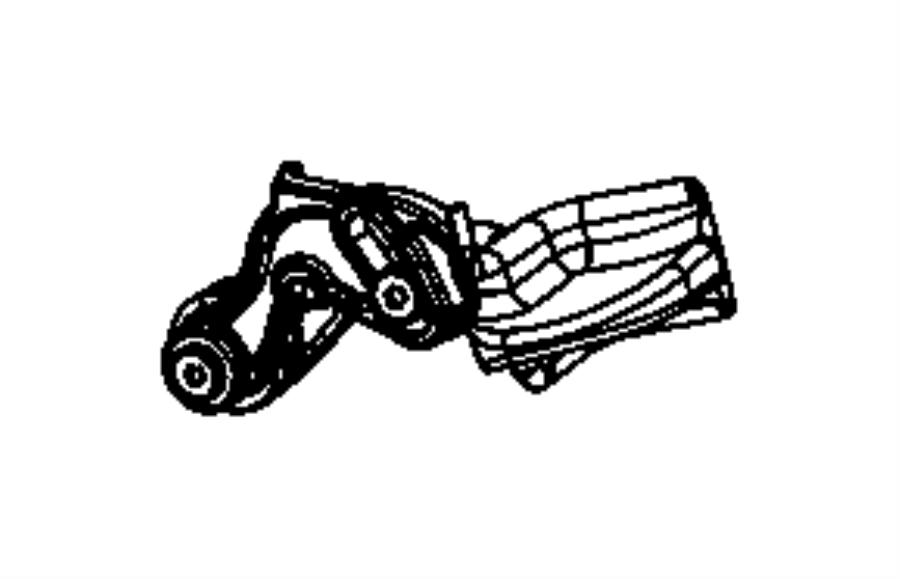 Dodge Ram Lever Tilt Column Release Trim No Description Available