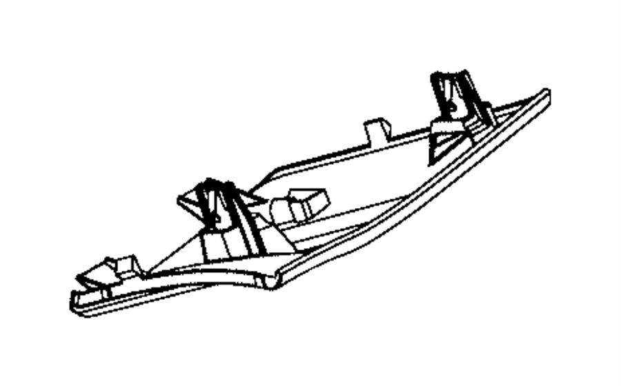 Ram Promaster City Wagon Slt Cover Fuse Access Trim No Description Available Color