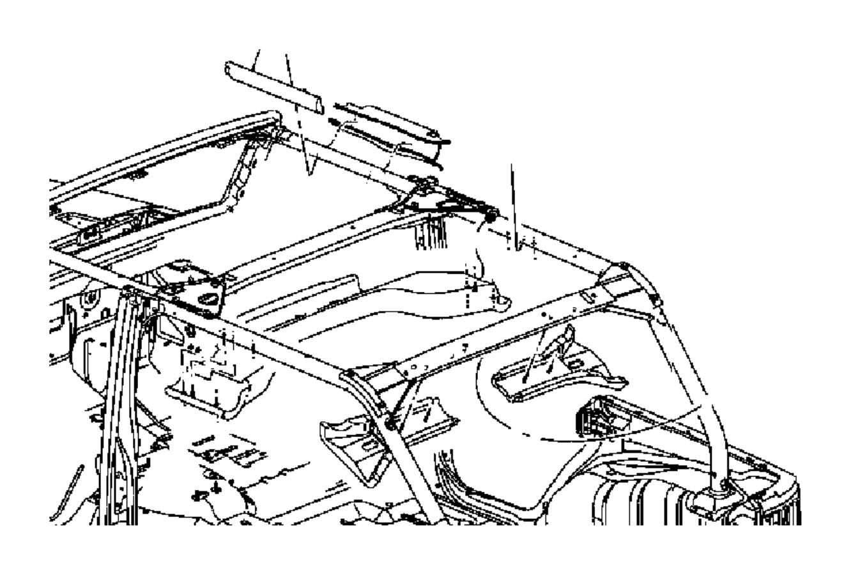 Jeep Wrangler Molding Sport Bar Padding Full