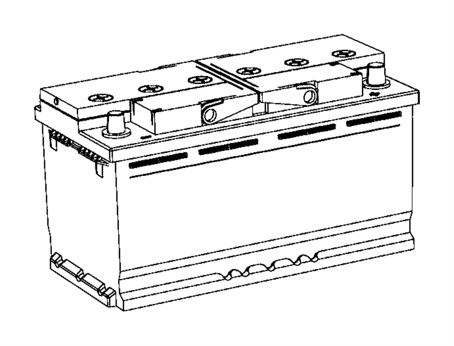 Jeep Wrangler Battery Storage Australia