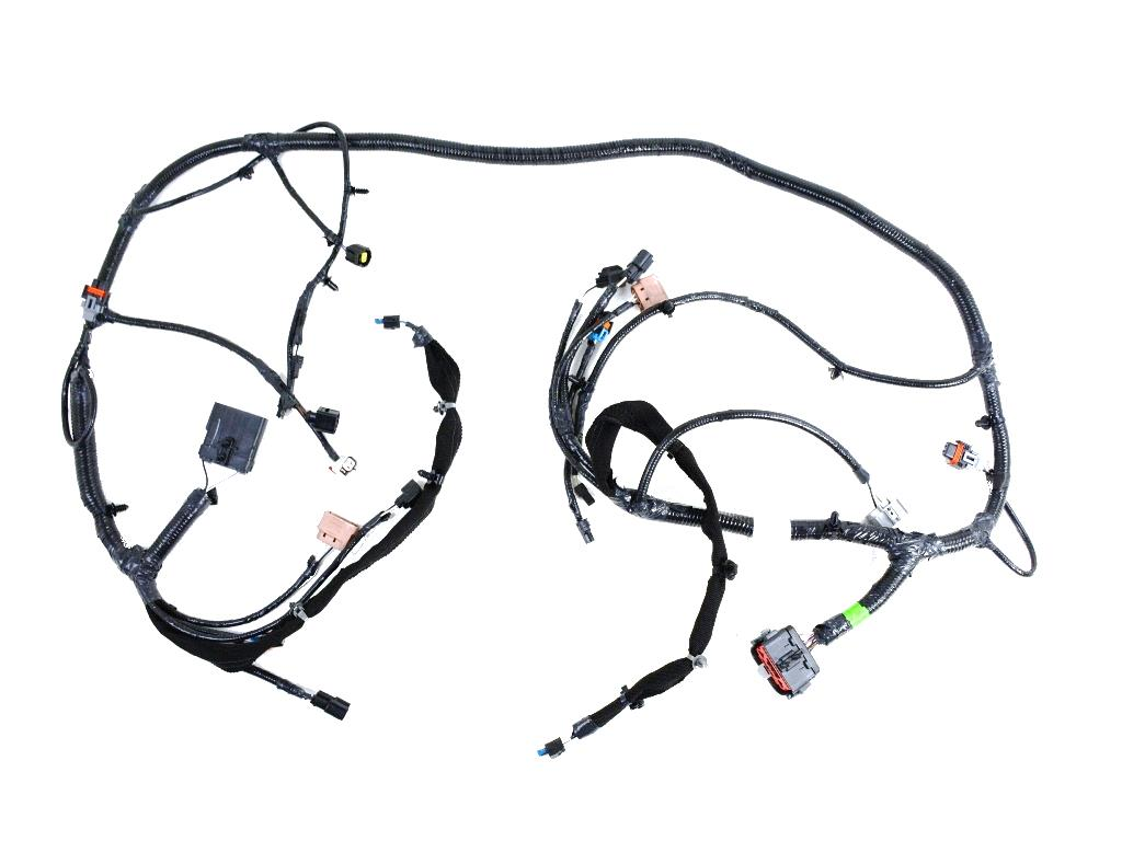 Jeep Grand Cherokee Wiring Front End Module Us Canada