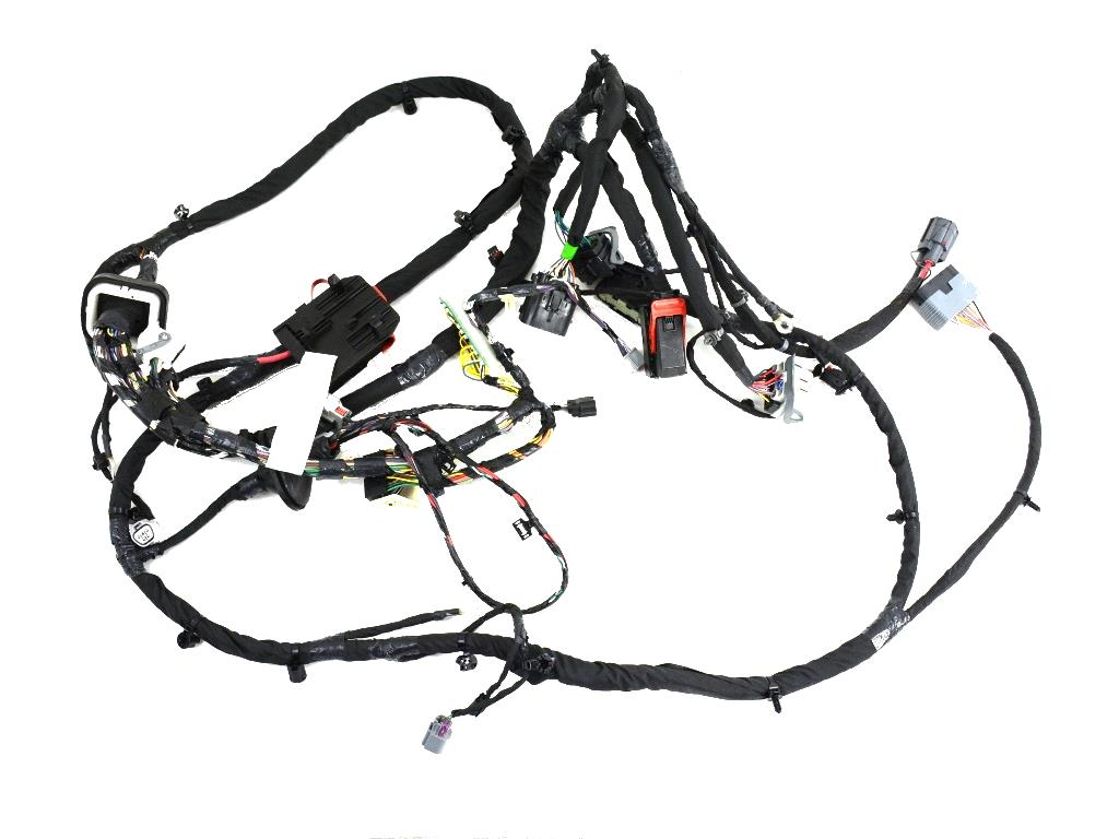 Jeep Grand Cherokee Bracket Connector Dash Harness