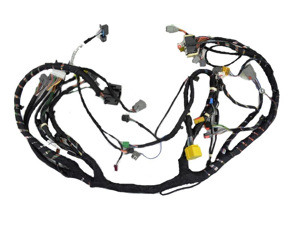 Dodge Challenger Wiring Instrument Panel Instrument