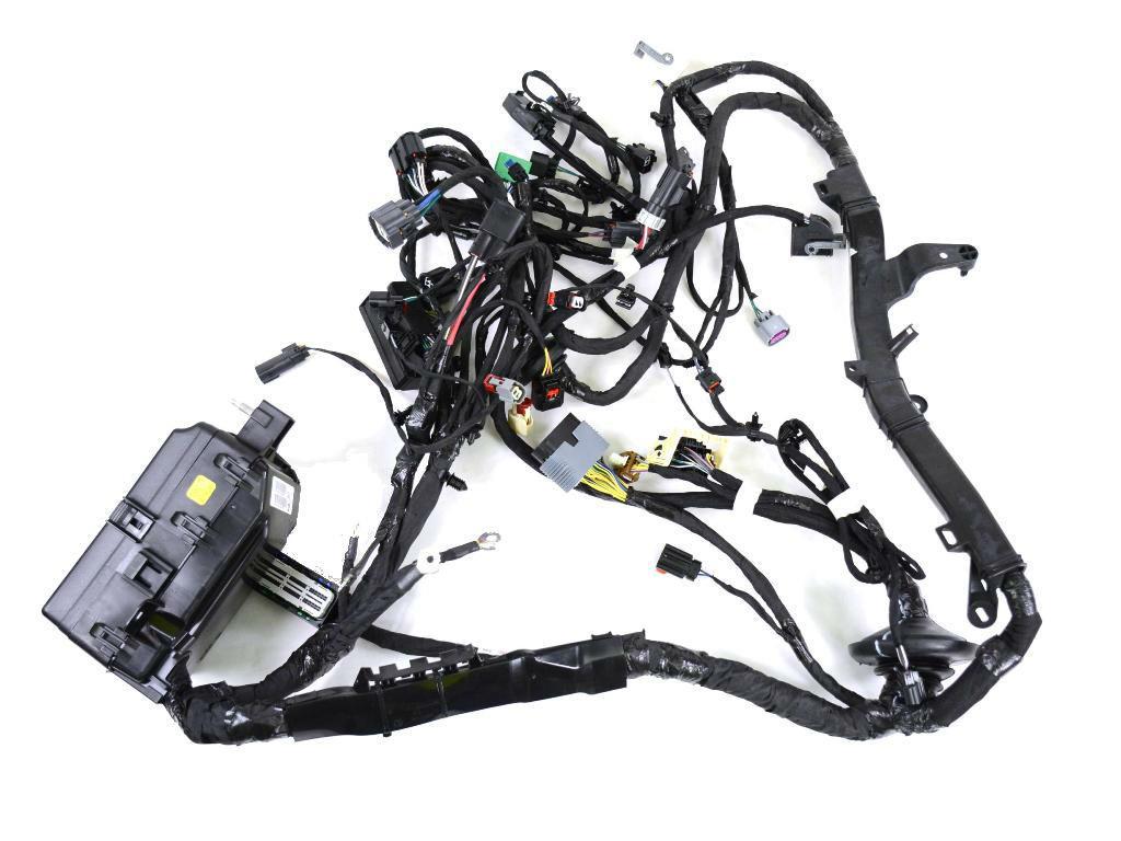 Chrysler 300 Wiring Headlamp To Dash Adaptive