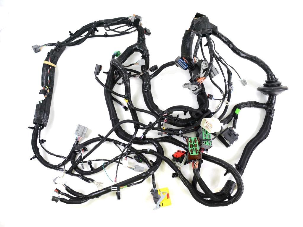 Jeep Wrangler Wiring Instrument Panel