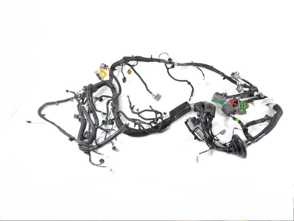 Jeep Wrangler Wiring Instrument Panel