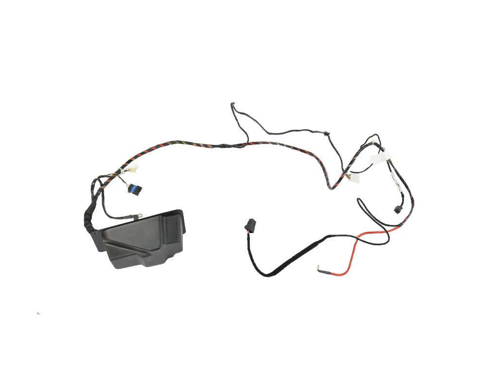 Ram Wiring Body Interior Seat Rear