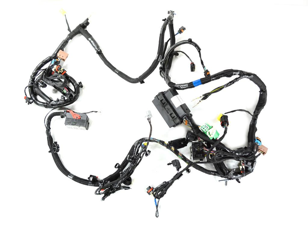 Jeep Compass Wiring Headlamp To Dash Up To 04 01