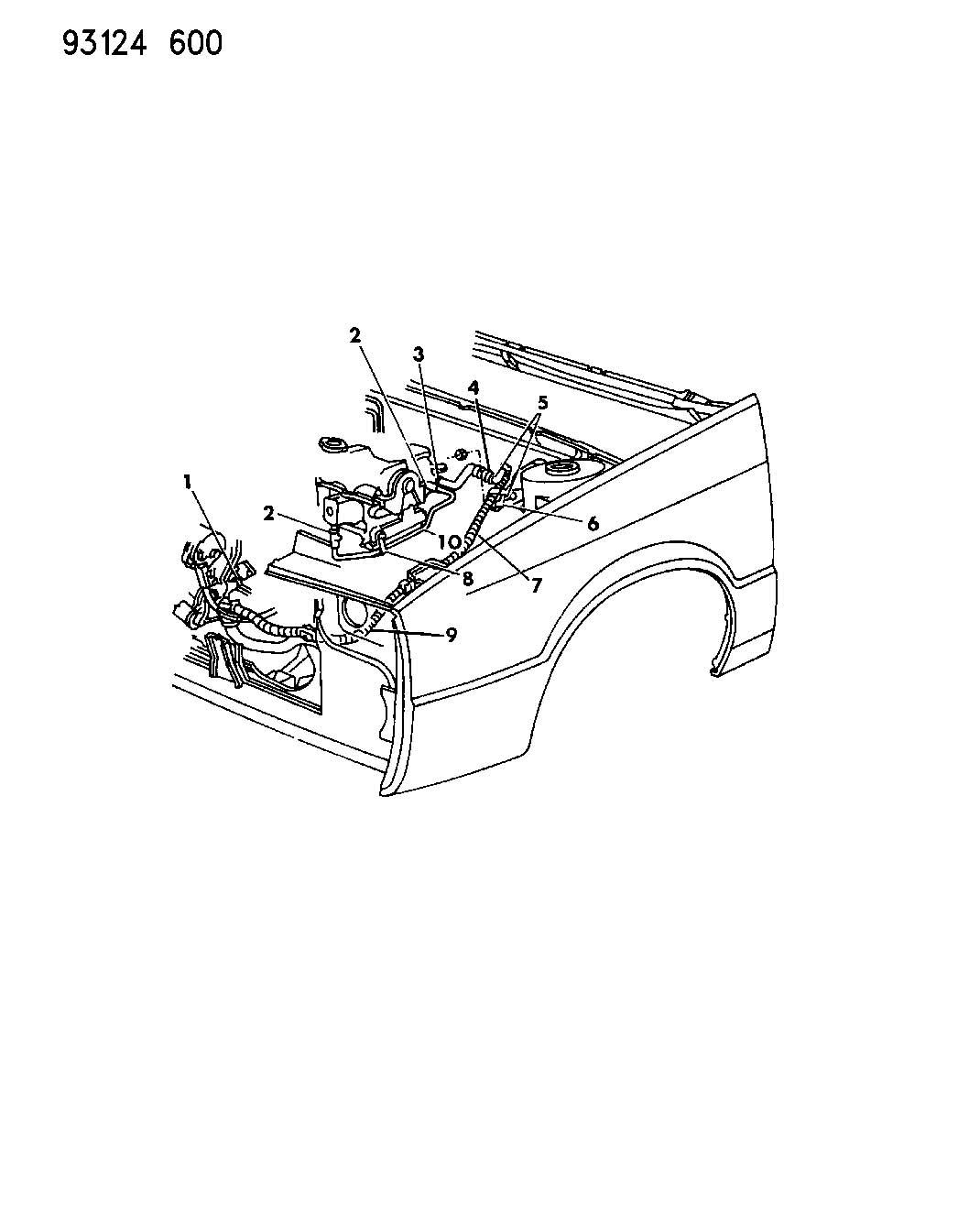 Dodge Caliber Clamp Hose 29x15 Illustrations Sbody