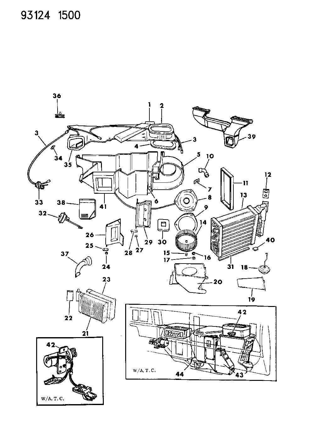 Dodge 4 7l Engine Diagram Dakota Automatic