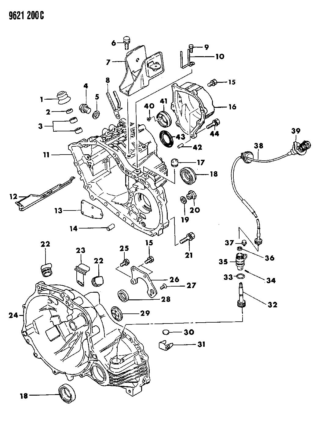 Eagle Talon Clip Wiring 10 5 60 85 10 5 60 85 Engine