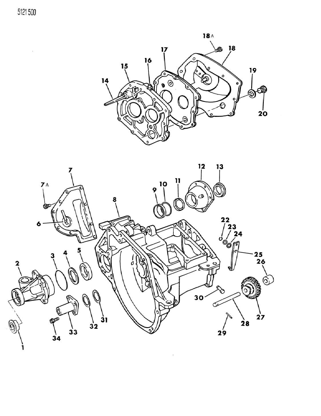 Dodge Ram Clip Cylinder Retainer Retainer