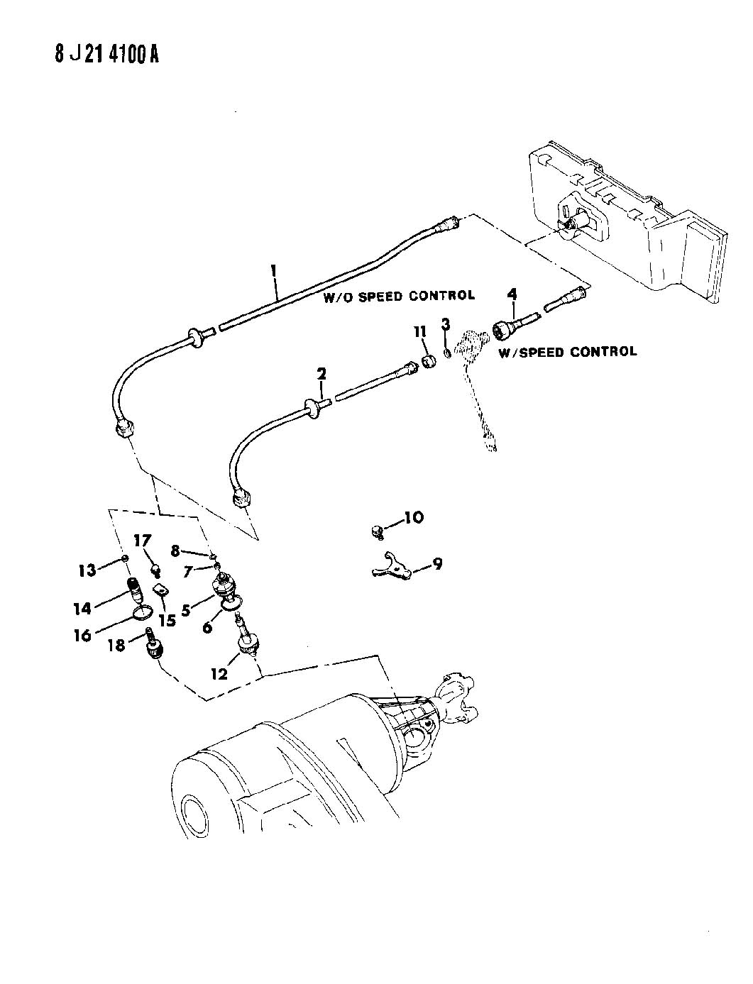 Jeep Cable Speedometer And Pinion Manual