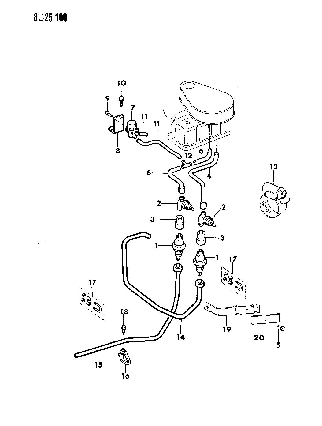 Jeep Wrangler 4 2l Engine Diagram Jeep Wiring