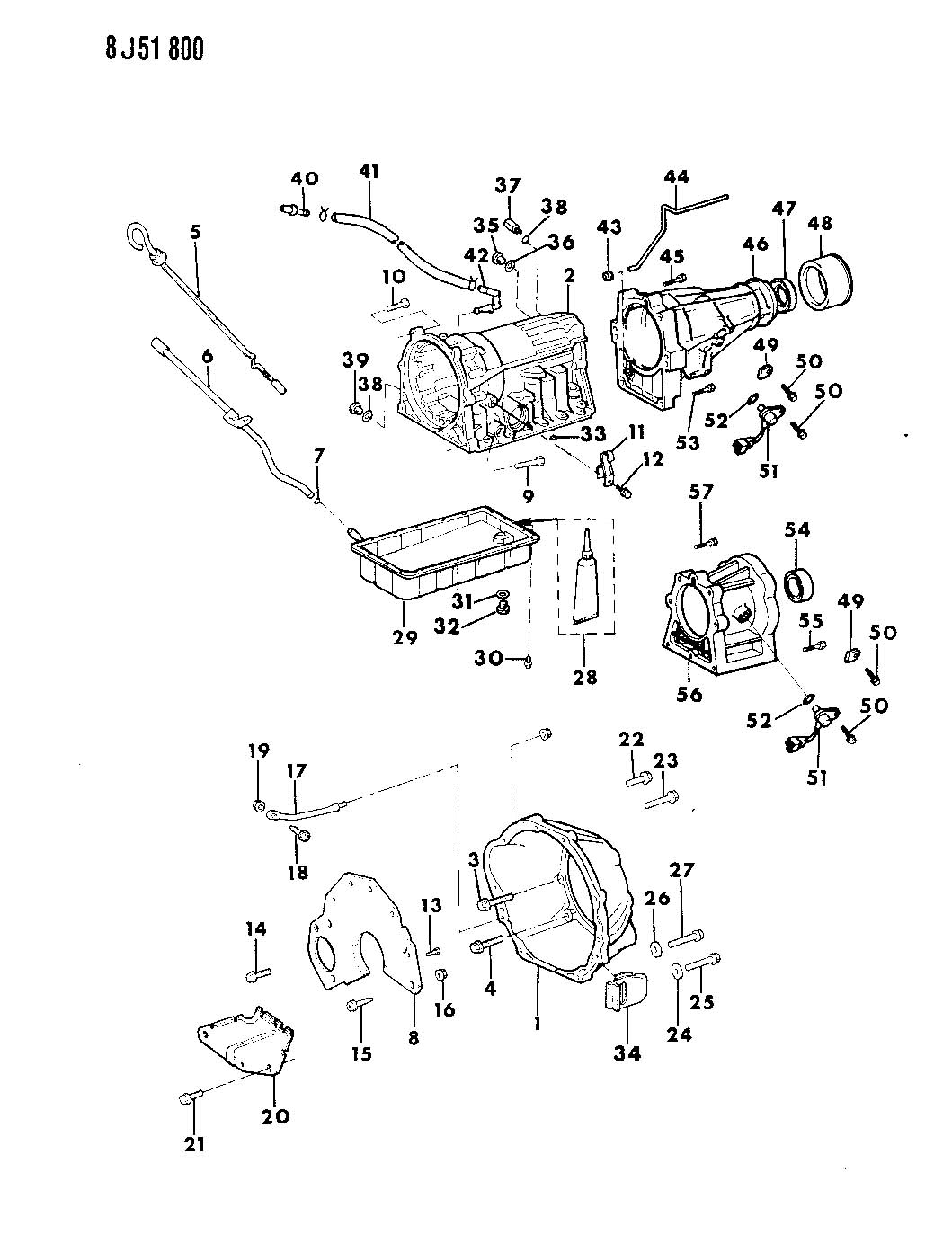 Jeep Grand Cherokee Cover Support Converter Engine Oil