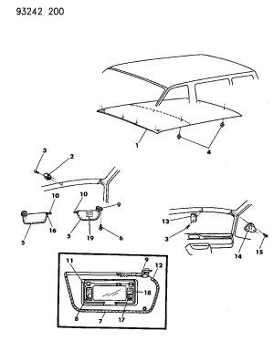 2003 Dodge Grand Caravan Parts Diagram  mairap