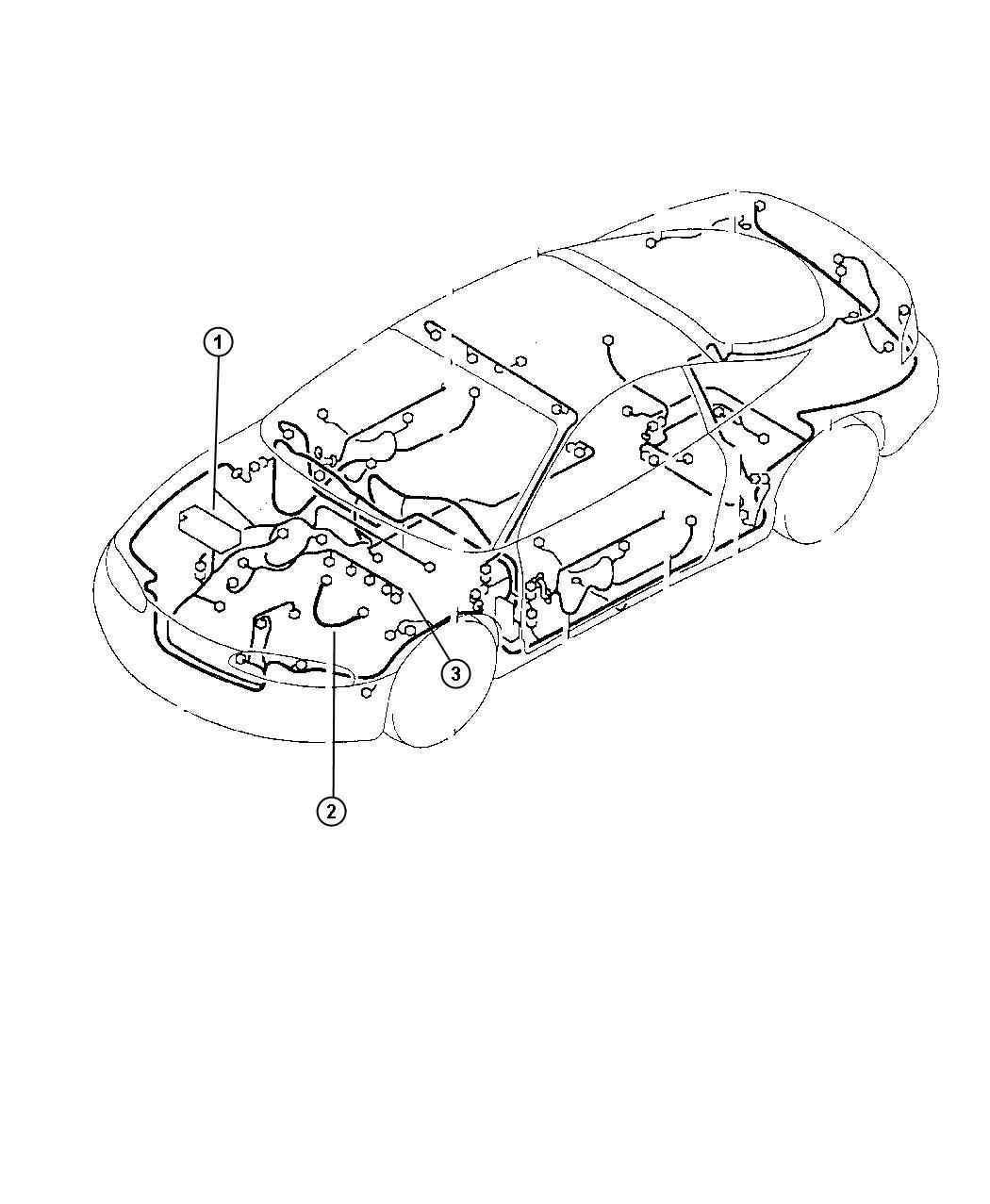 Chrysler Sebring Wiring Fuel Rail