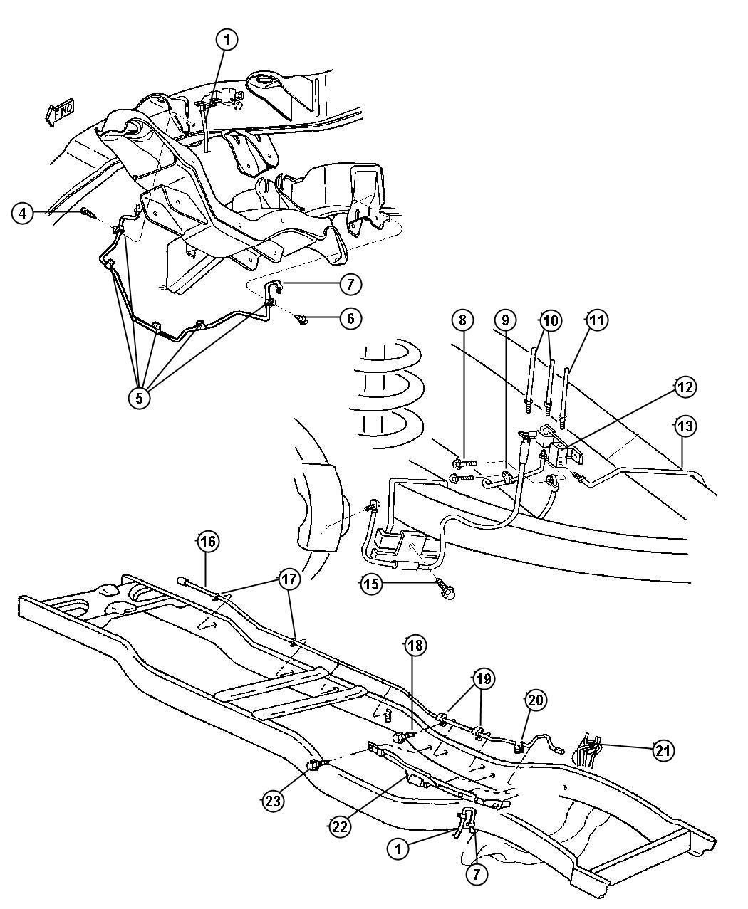 Dodge Dakota Radio Wiring Diagram Pics