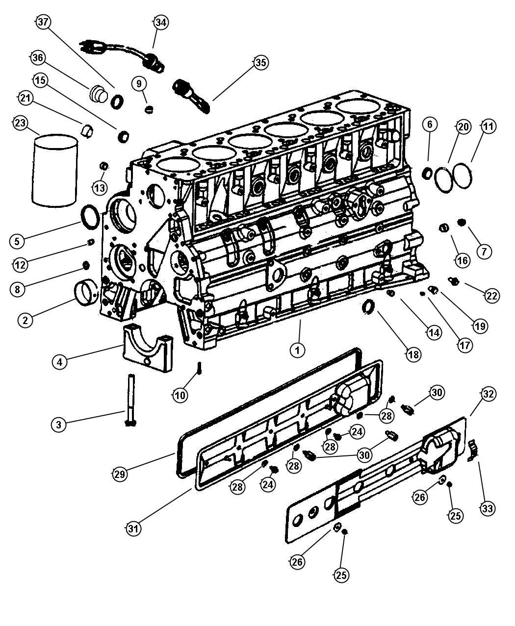 Dodge Ram Plug Expansion