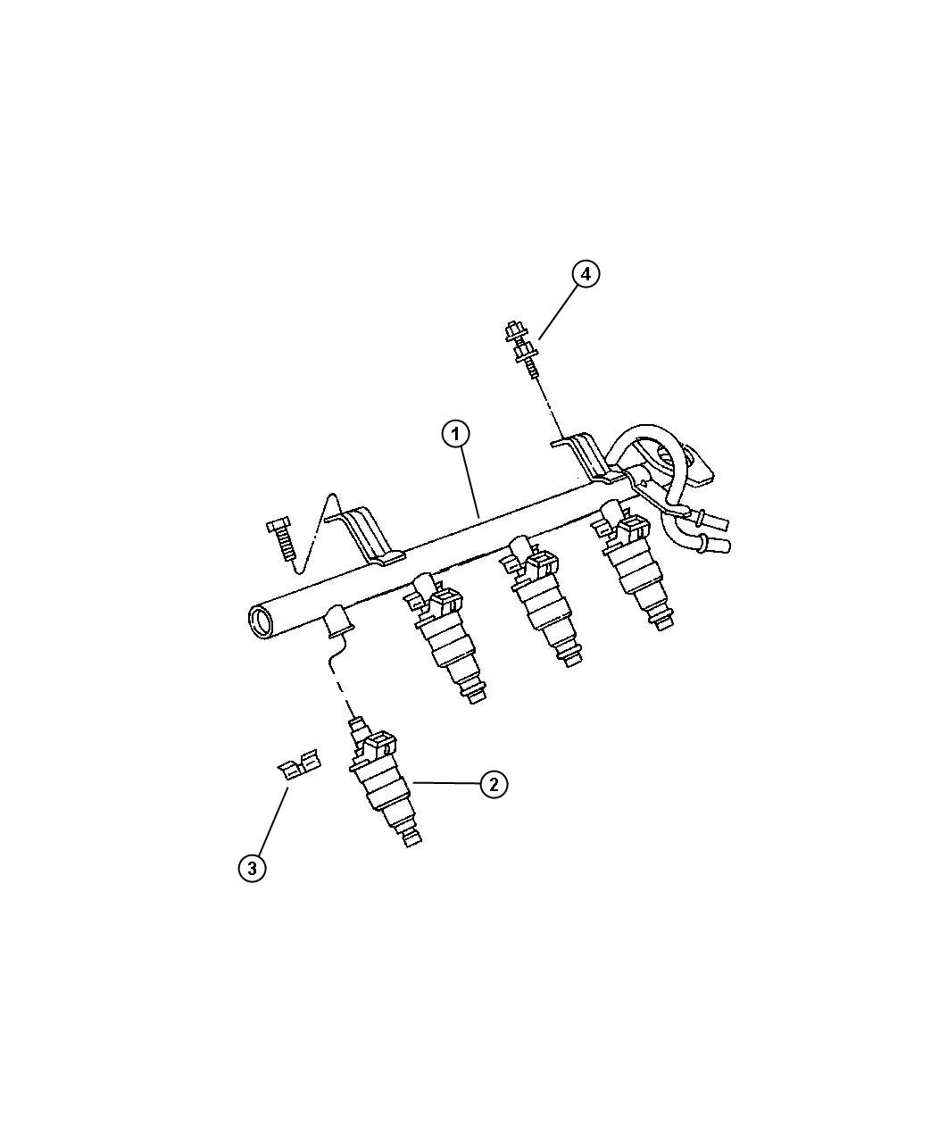 Dodge Ram Injector Fuel Engines