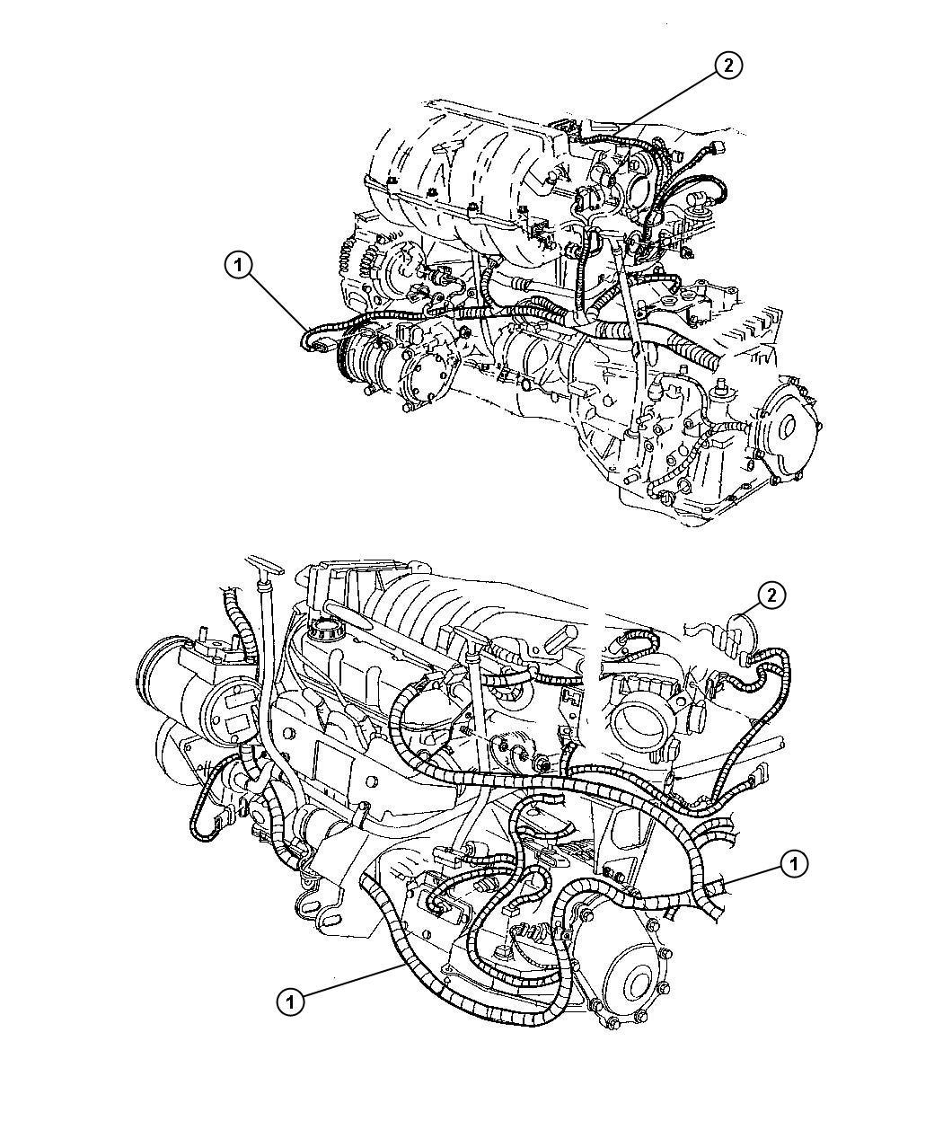 Dodge Grand Caravan Wiring Fuel Rail Egm