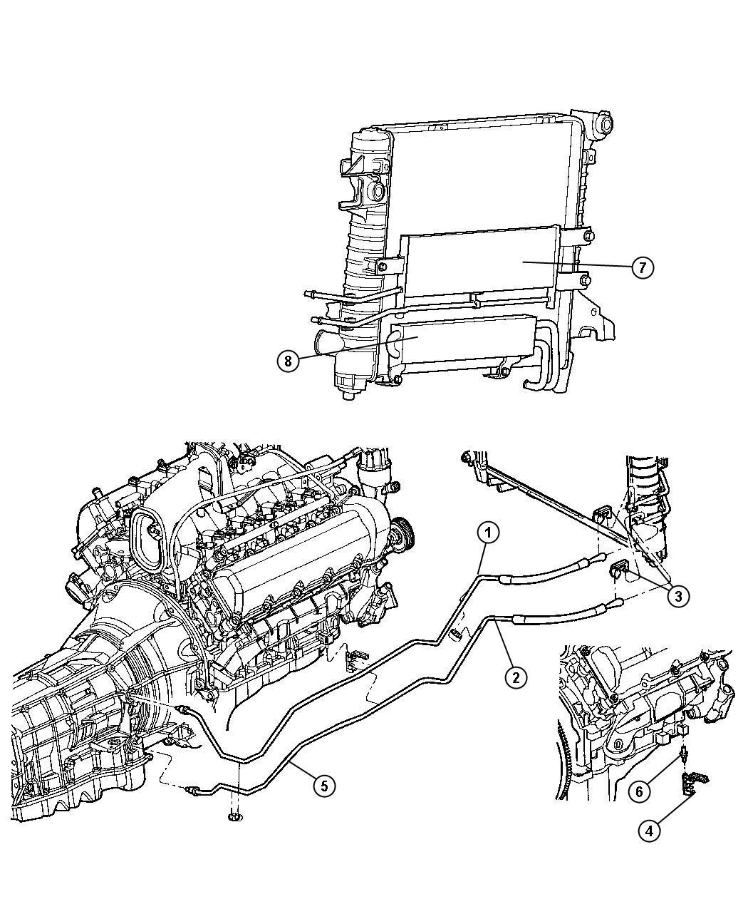 Dodge Ram 4x2 5 7l Hemi Multi Displacement 5 Spd