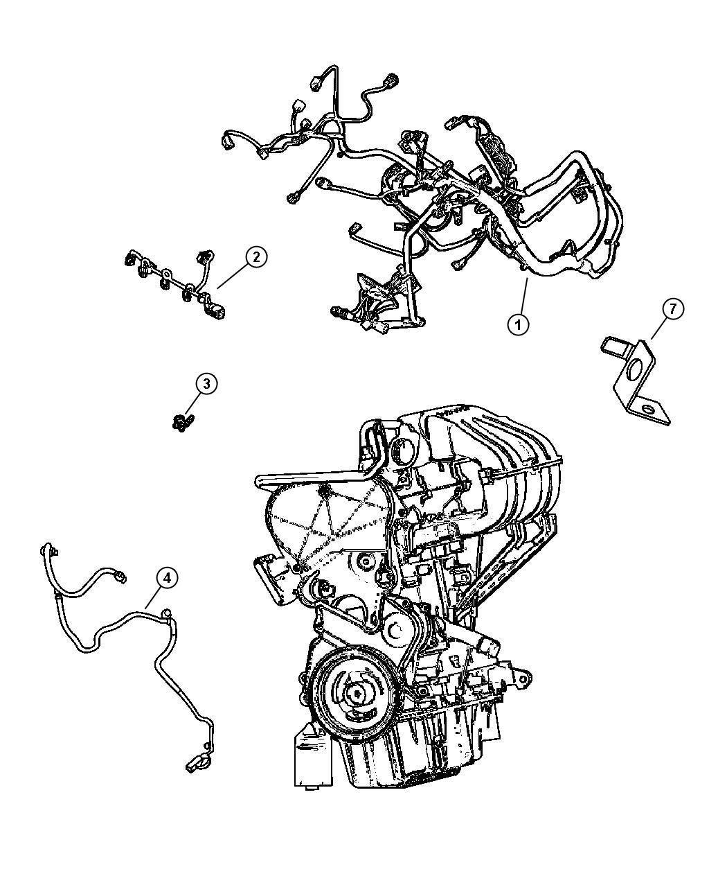 Dodge Grand Caravan Wiring Engine