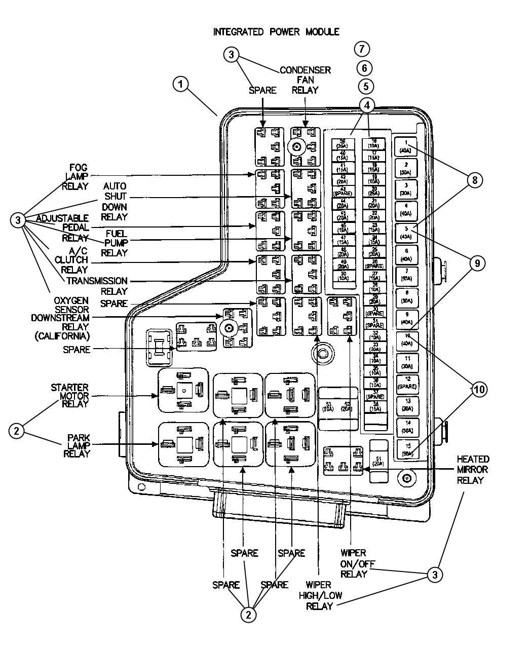 00i63485 jpg 2004 dodge ram 1500 window wiring diagram 2004 1050 x 1275