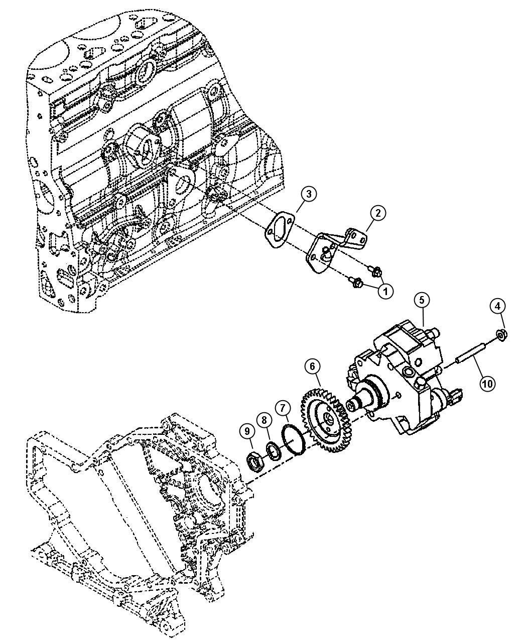 Fuel Pump Actuator