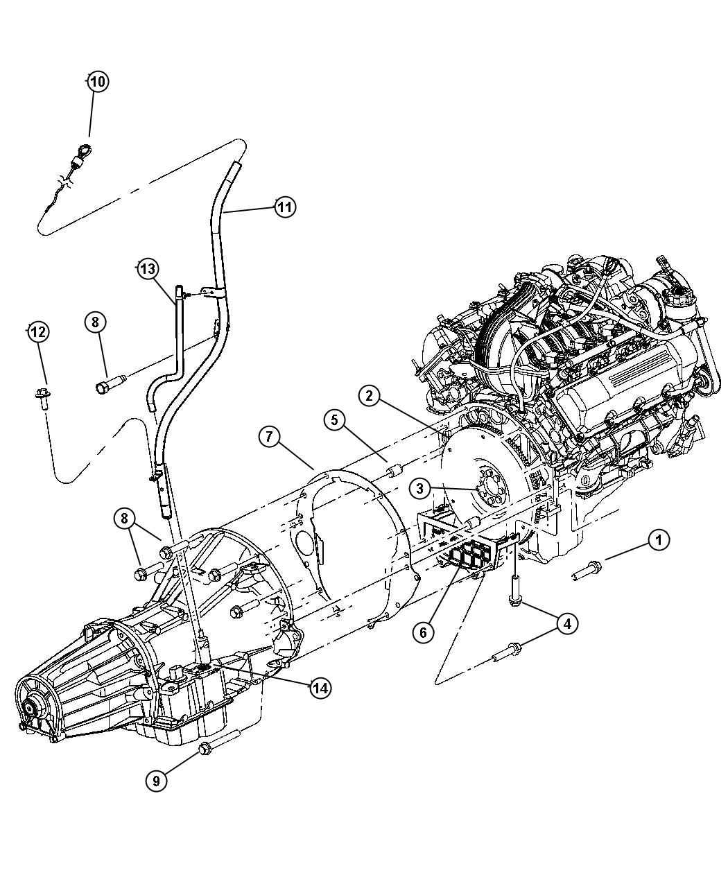 Dodge Dakota Transmission Diagram Free Engine