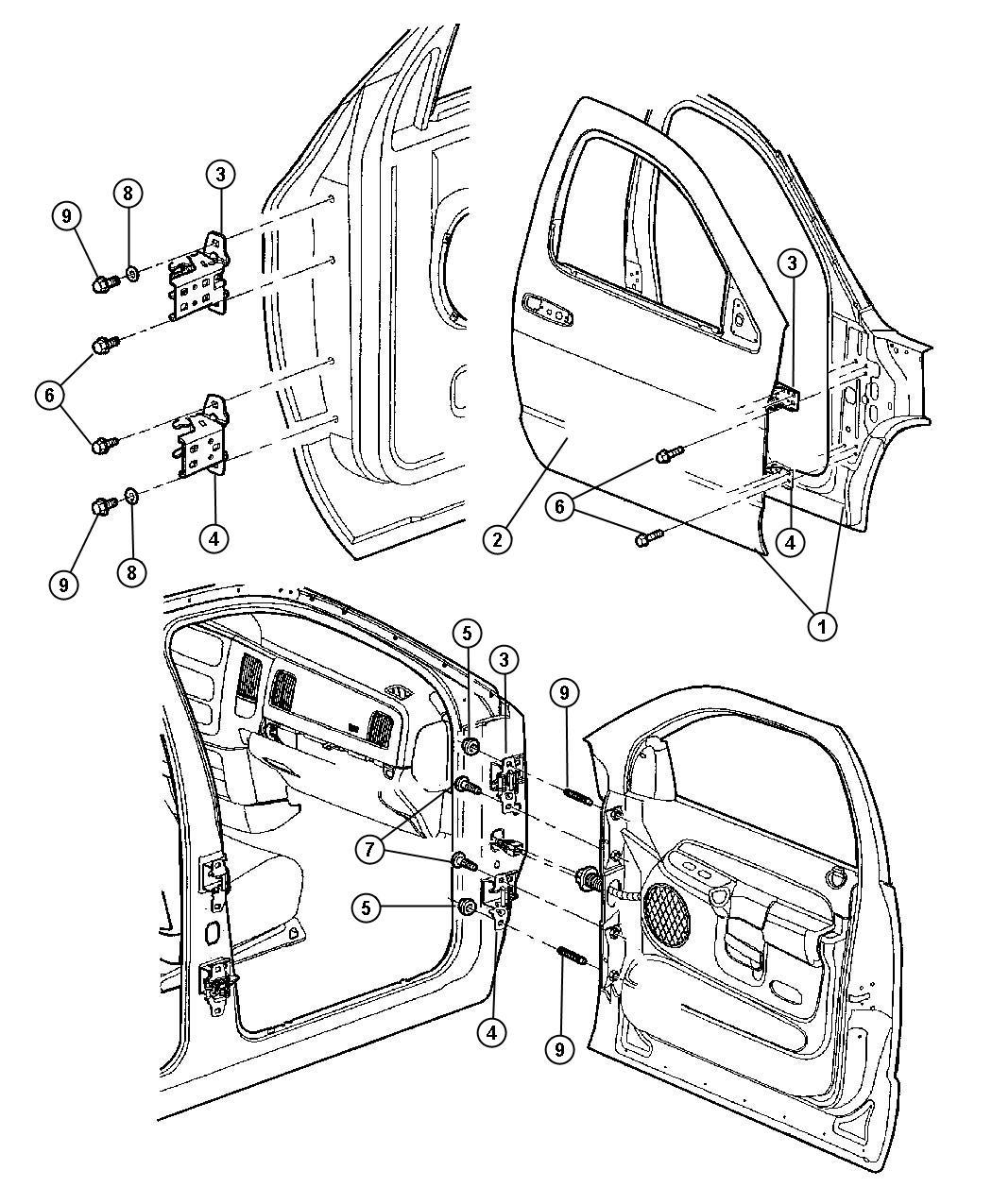 Dodge Ram Slt Reg Cab 6 5 Ft Box 5 7l V8 A T 4x4
