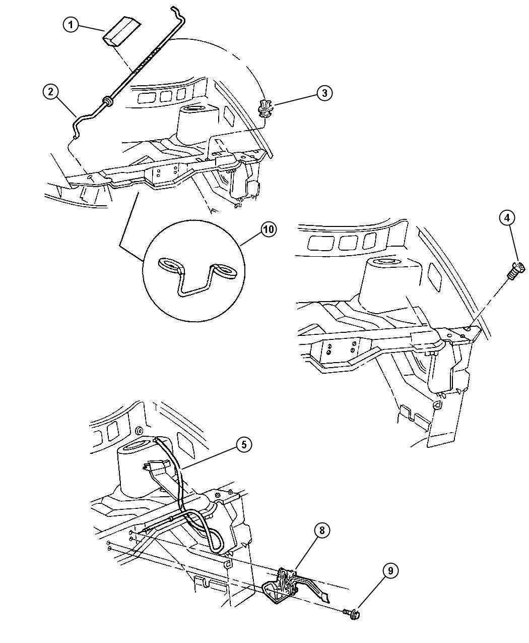 Dodge Ram Handle Inside Release
