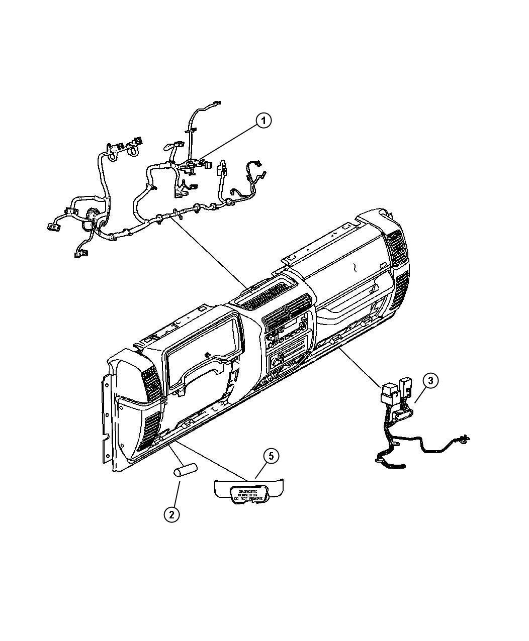 Jeep Wrangler Wiring Radio Jumper Sirius Satellite