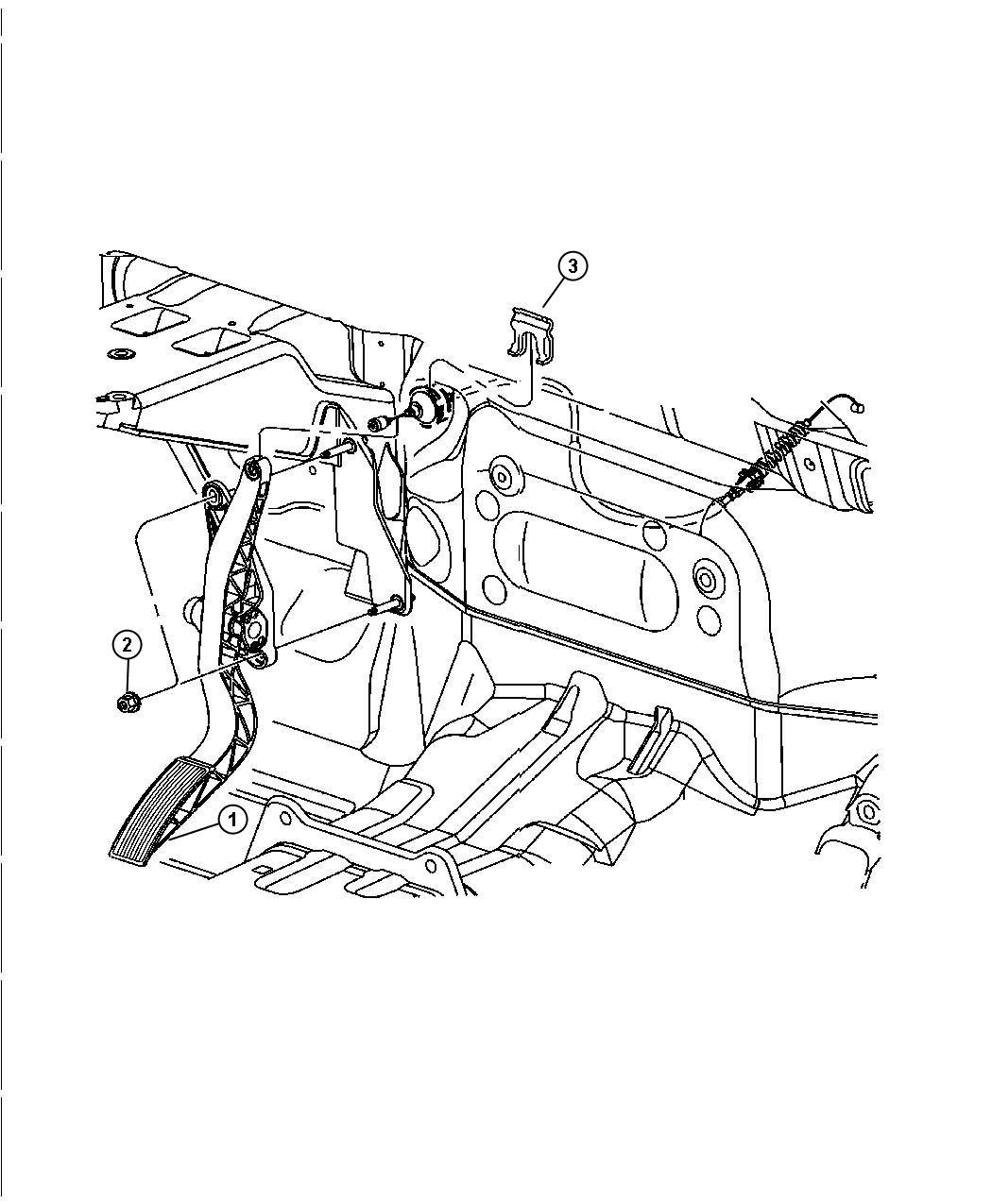 Dodge Durango Slt Clip Cable