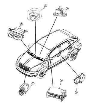 07 Dodge Caliber Fuse Box Location   Wiring Library
