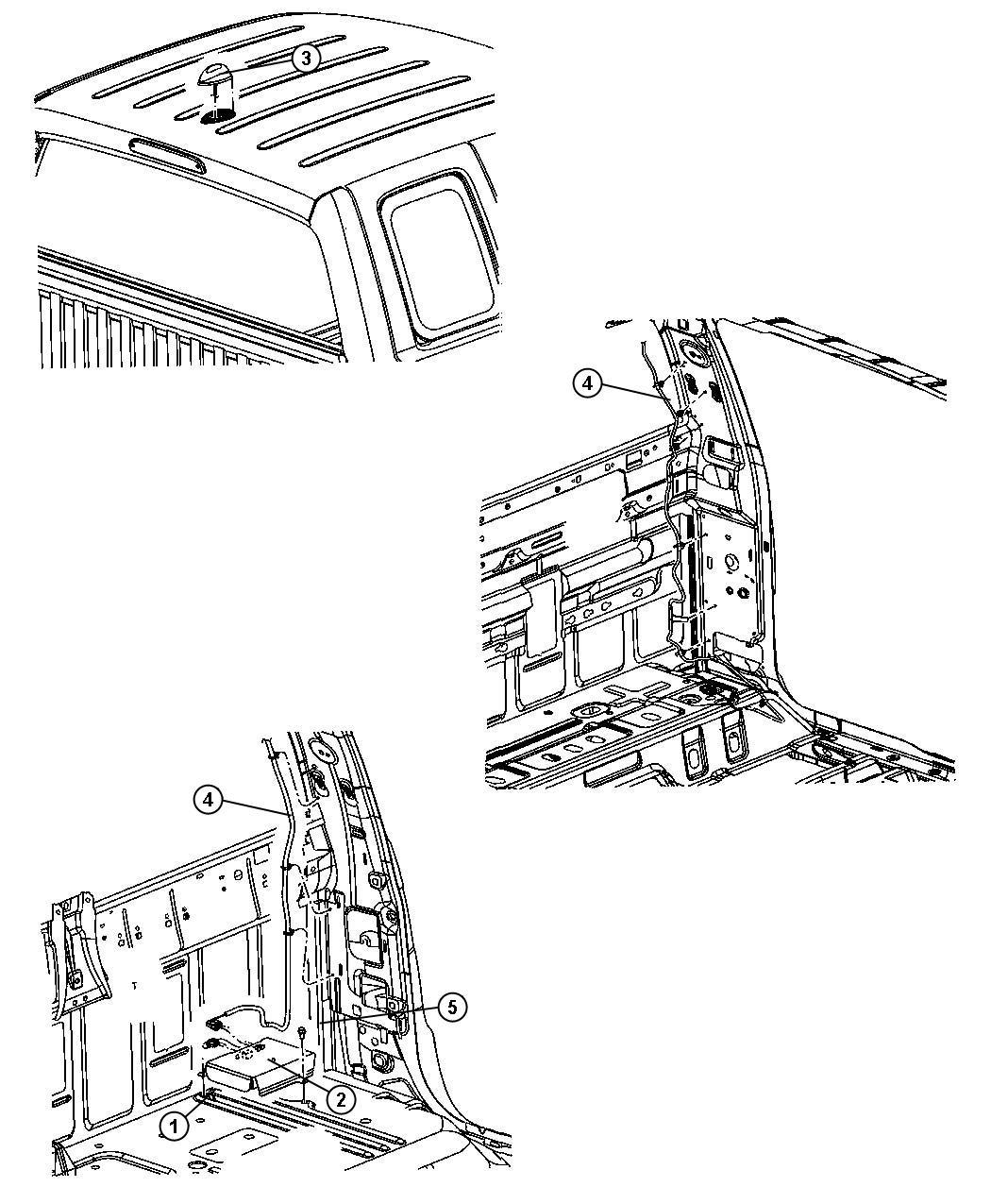 Dodge Dakota Wiring Radio Jumper