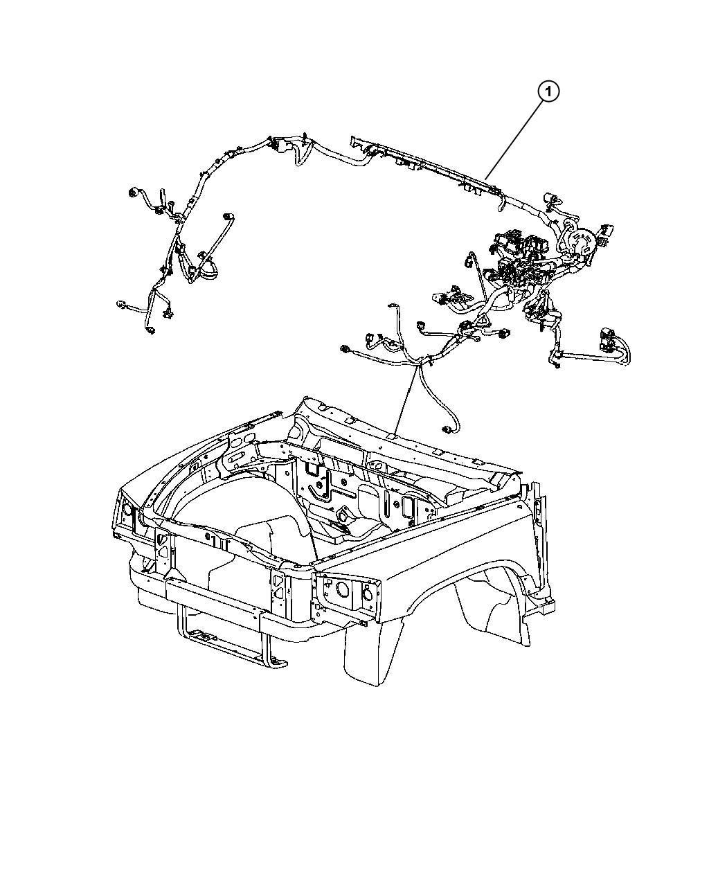 Dodge Dakota Wiring Headlamp To Dash Pwr Disc Drum Rr