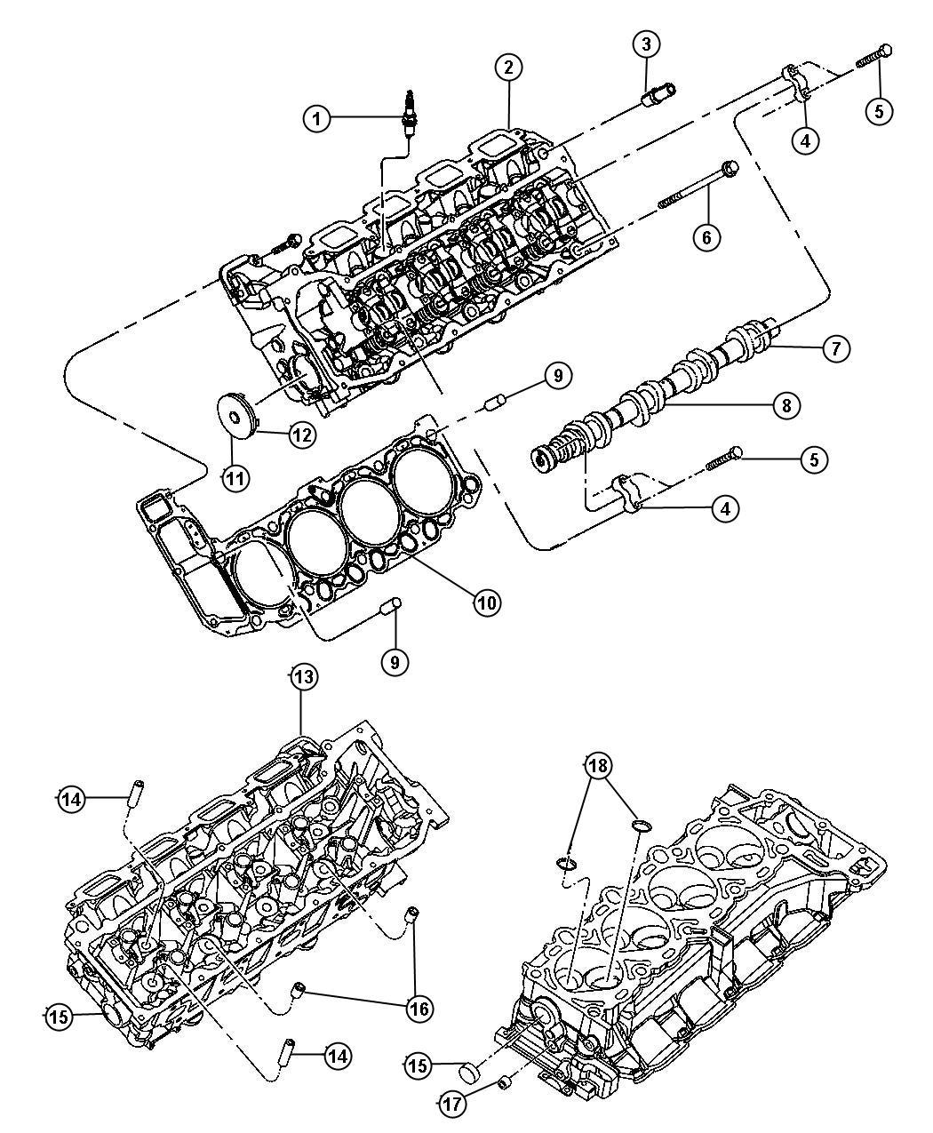 Supercharged V8 Engine