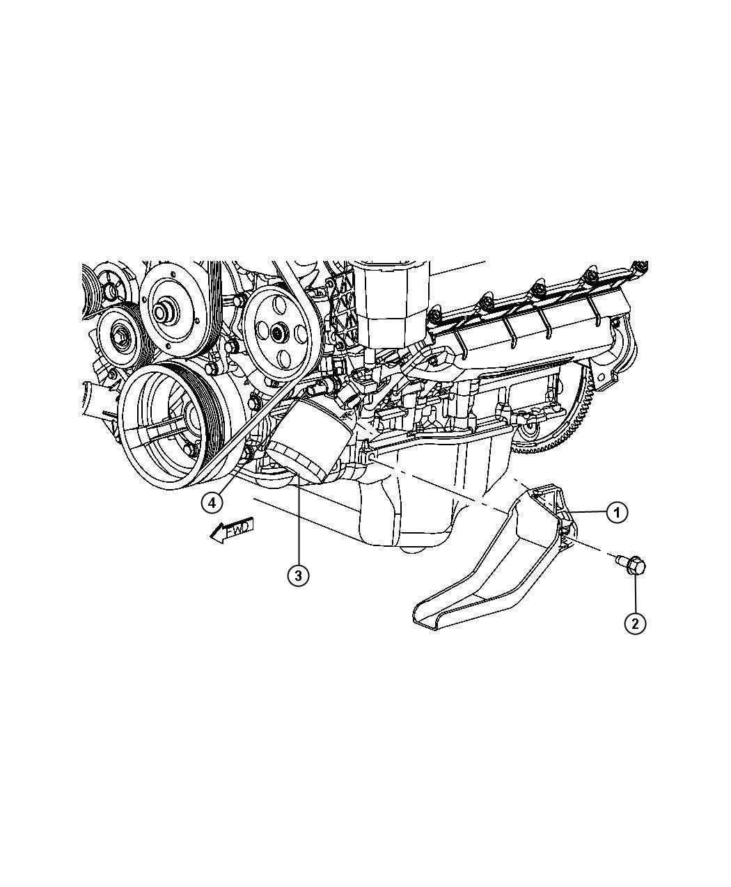 Dodge Ram Sending Unit Switch Oil Pressure After