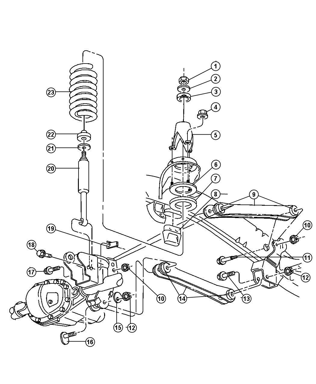 28 Dodge Ram Parts Diagram