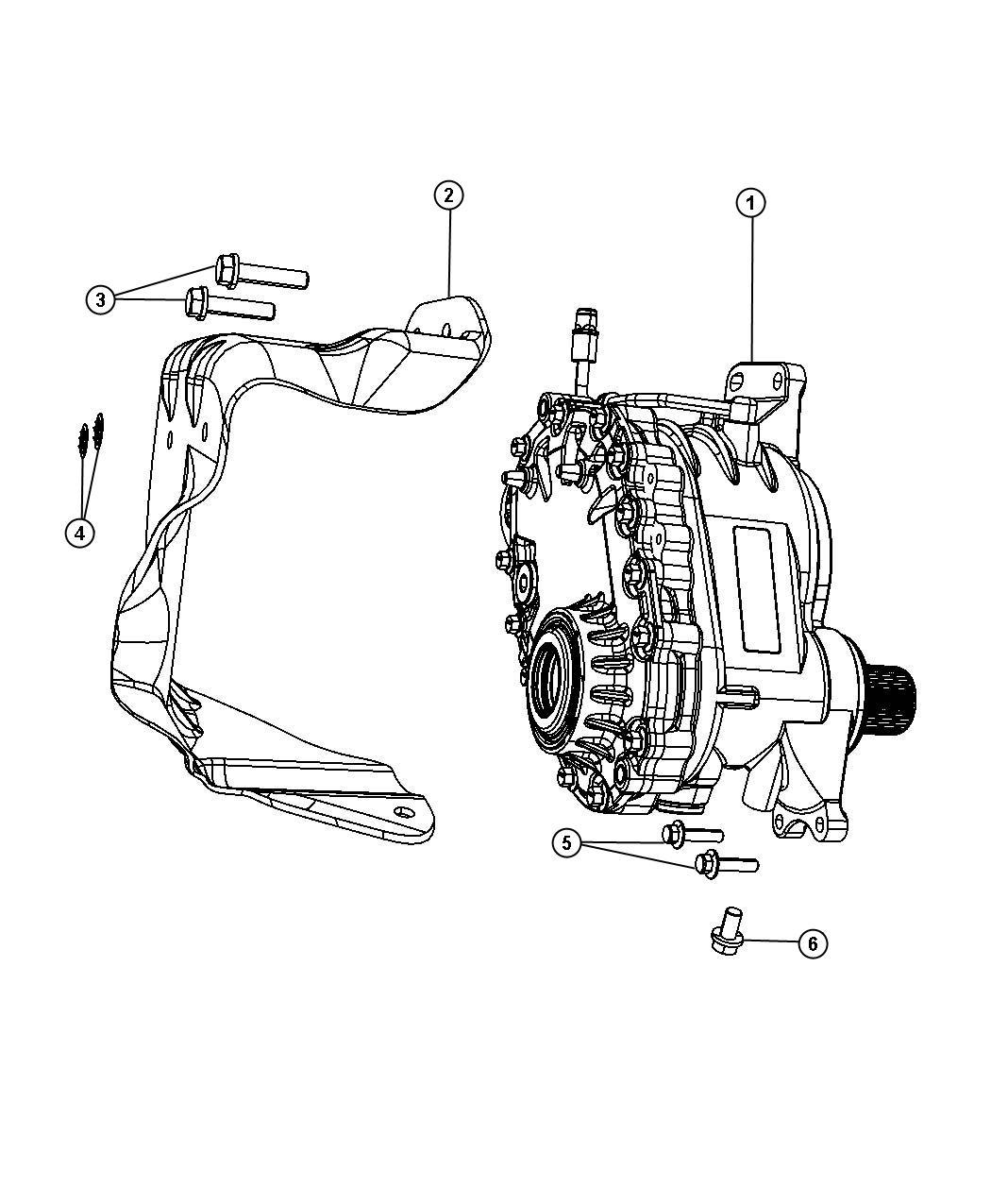 Chrysler Sebring Shield Heat