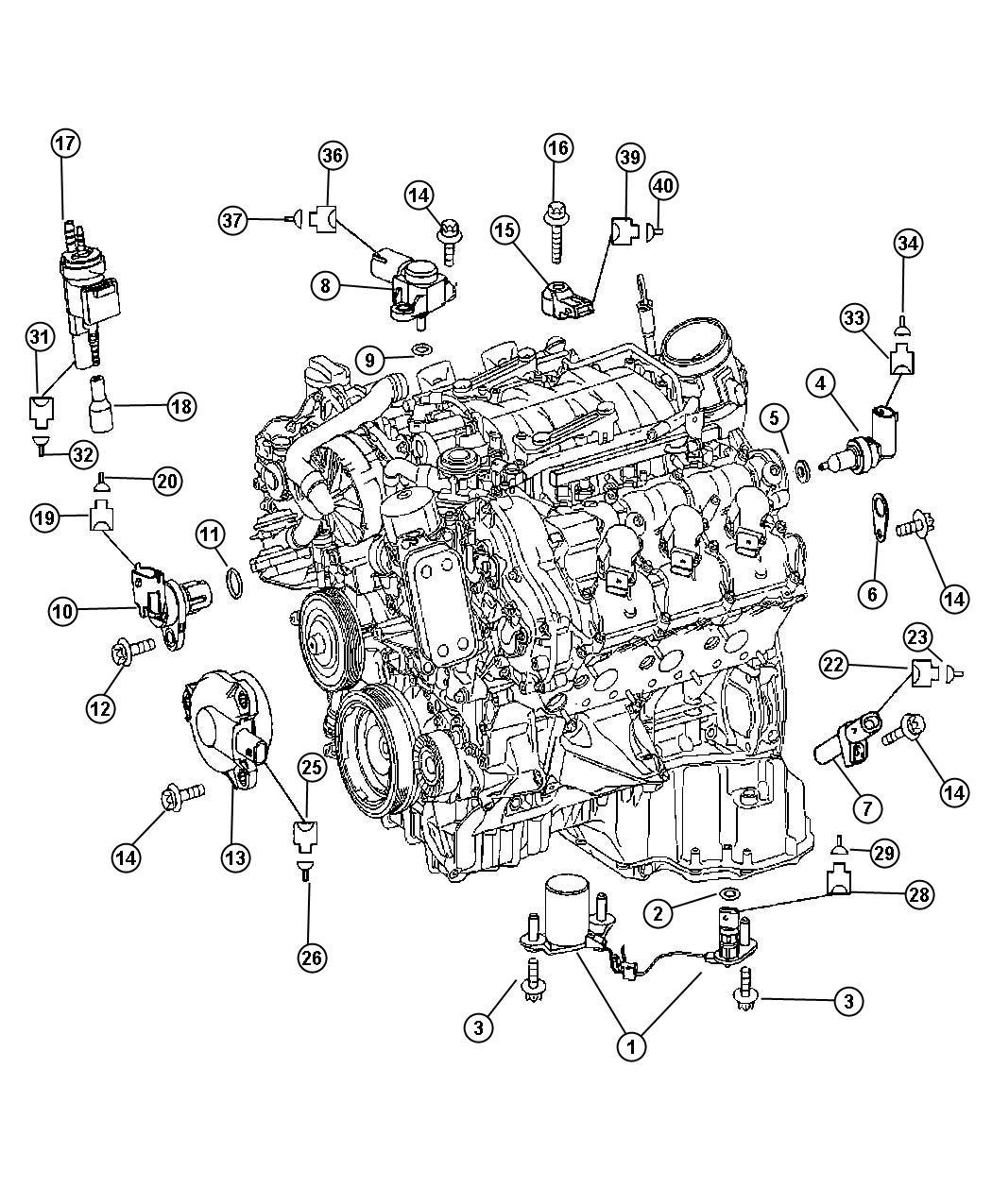 Dodge Sprinter Gasket