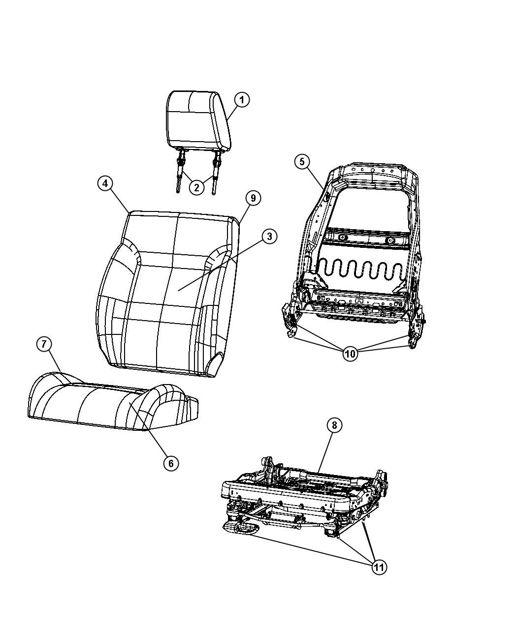 Dodge Nitro Parts Manual