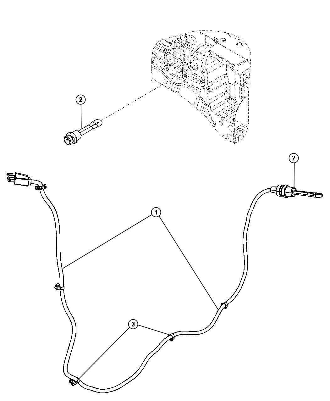 Dodge Ram Cord Engine Block Heater