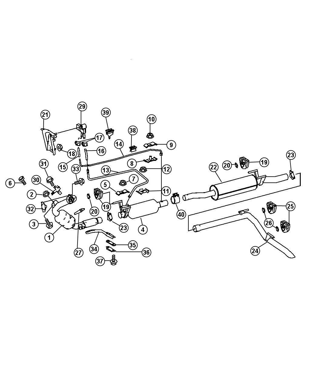 Dodge Sprinter Sensor Temperature Exm Vanwagon