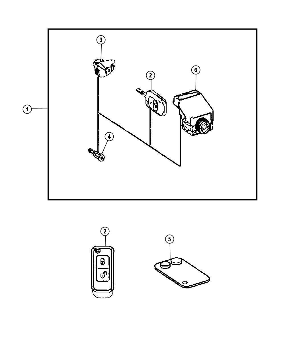 Dodge Sprinter Cylinder Ignition Lock Skreem Module