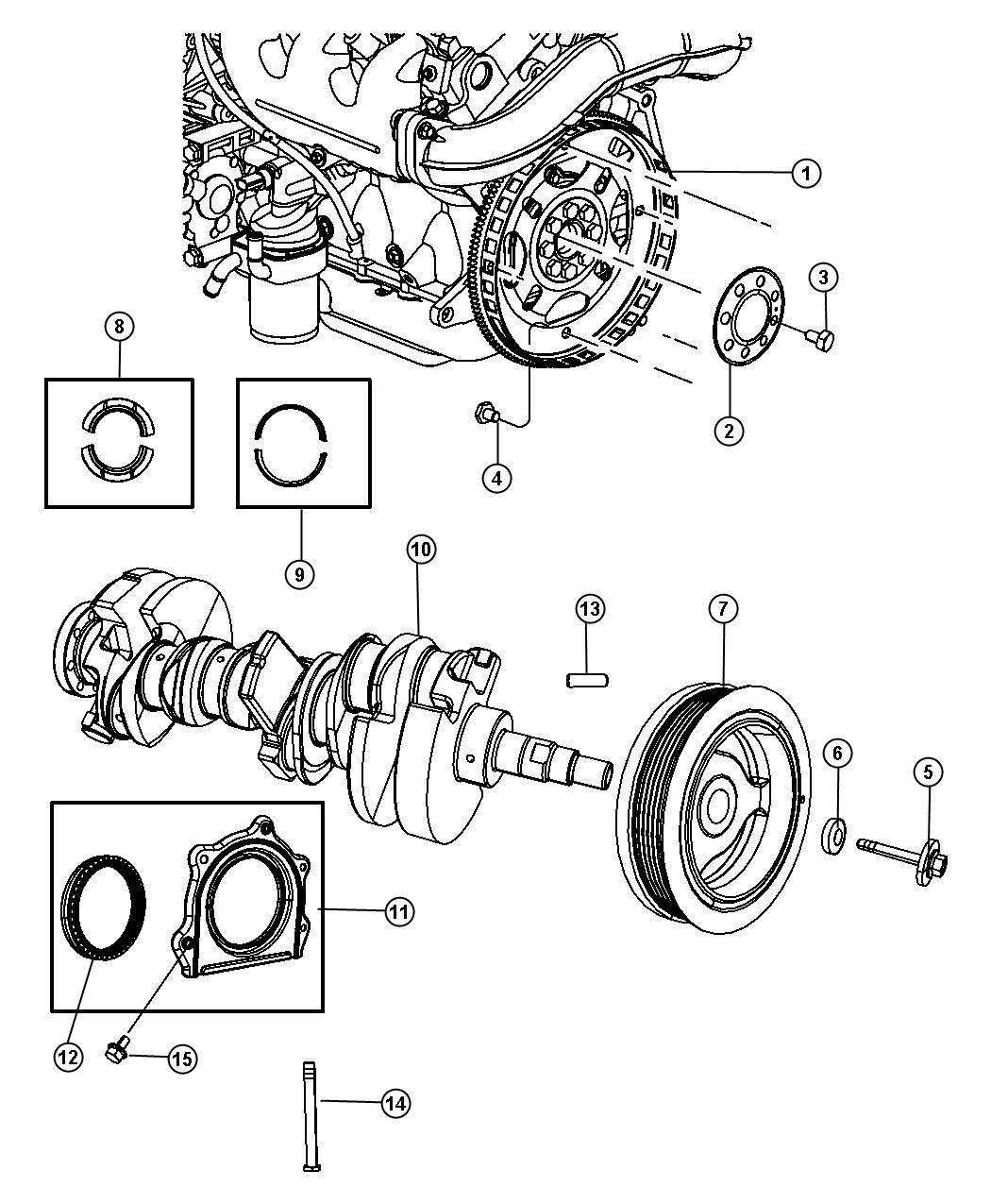 Jeep Wrangler Rubicon 3 8l V6 A T 4x4 Bolt Screw
