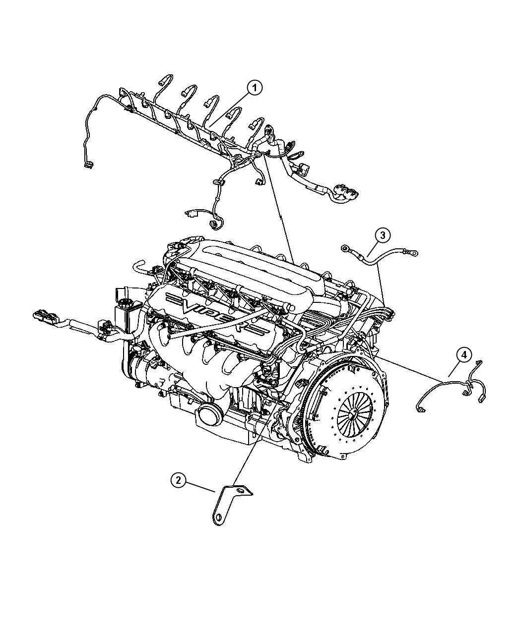 Dodge Viper Wiring Engine