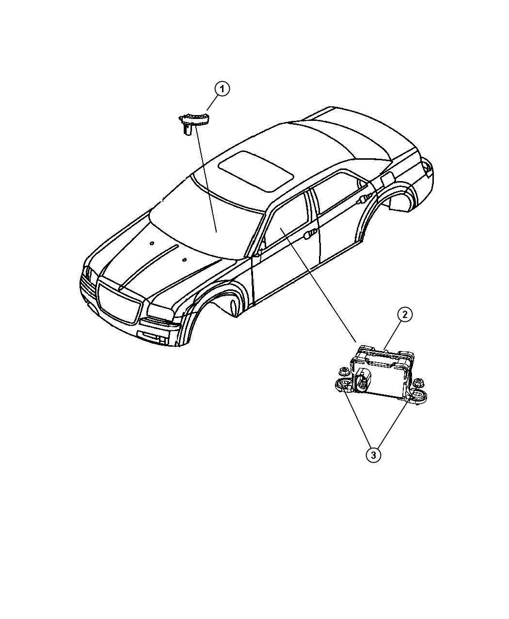 Chrysler Town Amp Country Module Sensor Dynamics